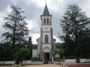 French Basque Church