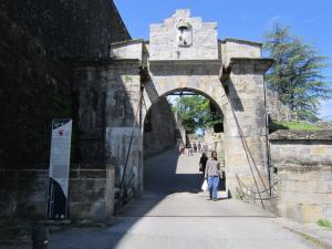 Pamplona-city-gate