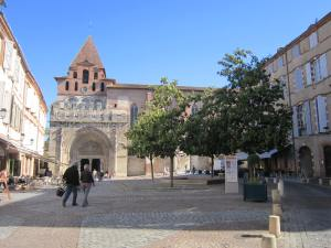Moissac-Cathedral
