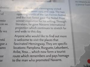 Navarre-Hemingway