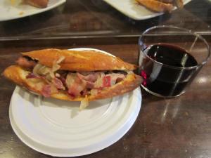Pamplona-sandwich