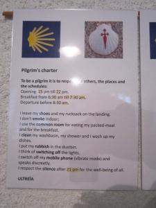 Pilgrim's-charter