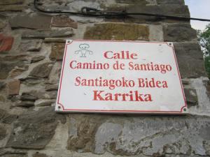 Santiagoko-Bidea-Karrika