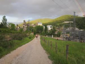 Walking-out-of-Zubiri