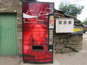 Camino-vending-machines