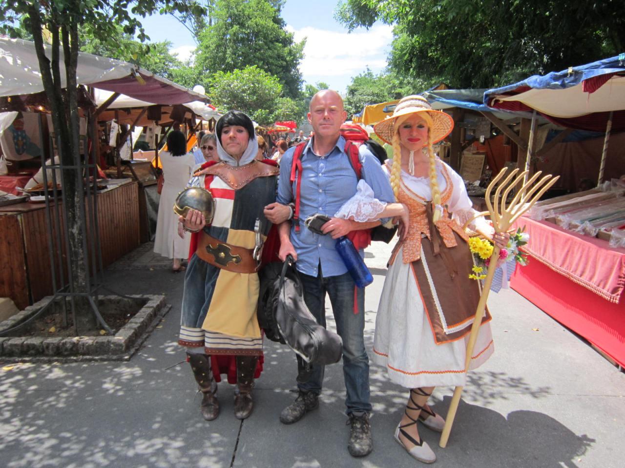 Fiesta in Sarria
