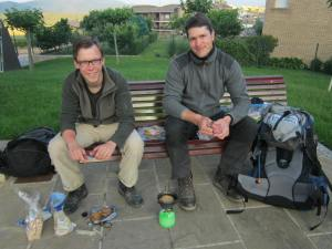 German-breakfast-on-the-Camino