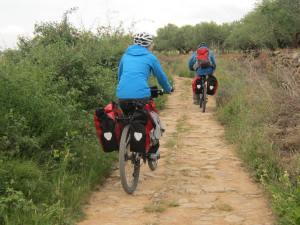 Biking the Camino Santiago