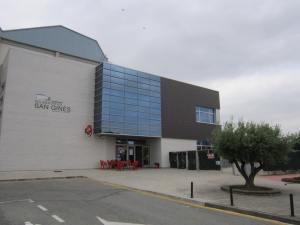 Camino Santiago swimming pool