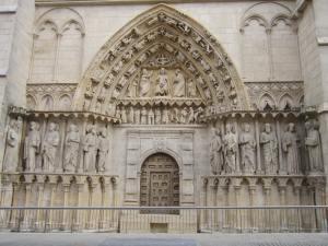 Burgos Cathedral Camino Santiago