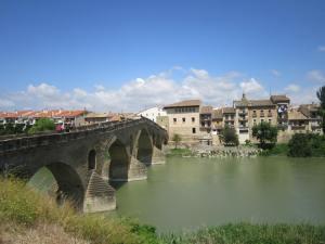 Puente-la-Reina-bridge