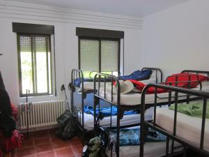 Puente-la-Reina-dormitory