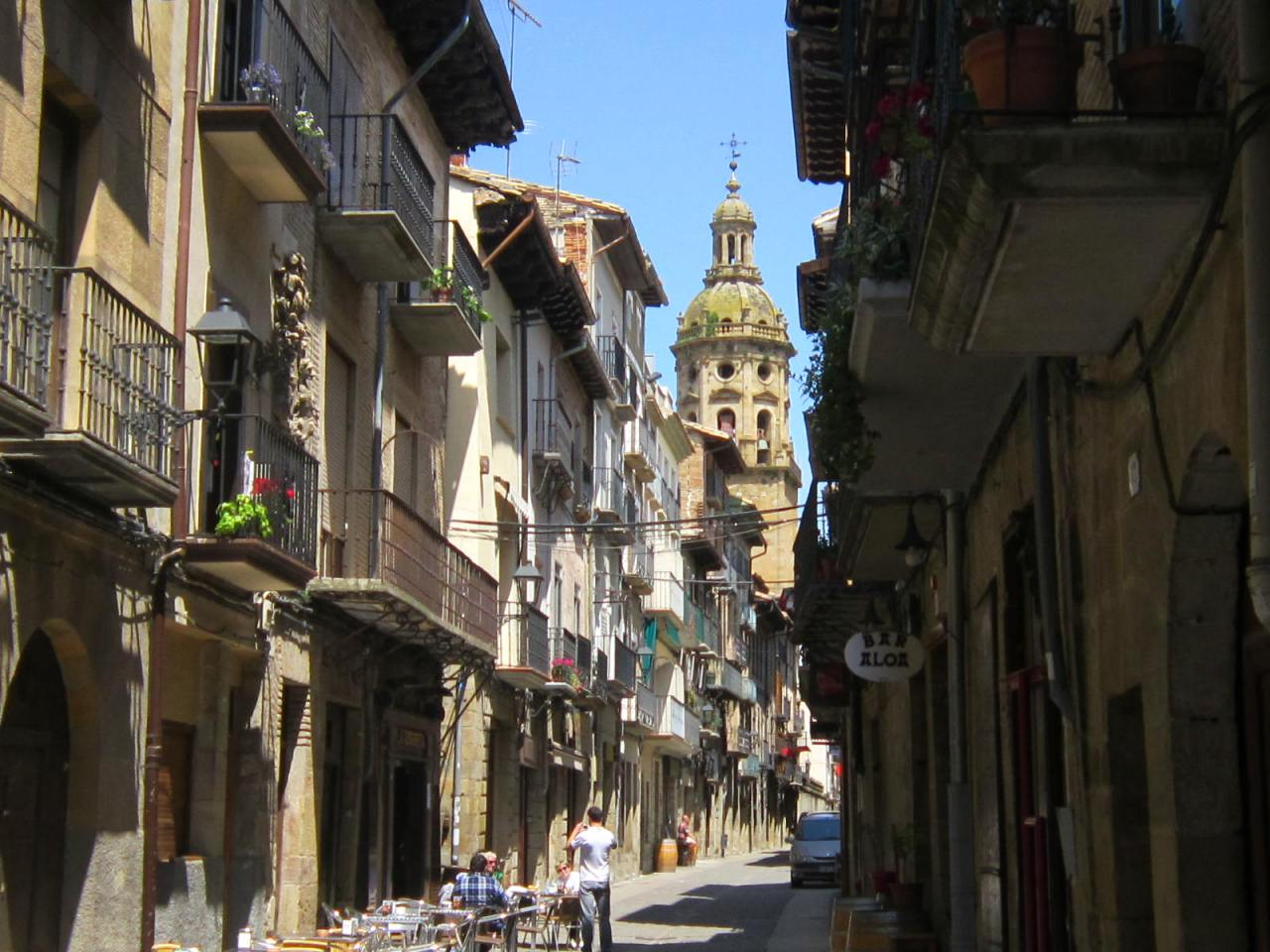 Pamplona to Puente laReina