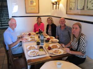 Hotel Parador free pilgrim meal in Santiago de Compostela