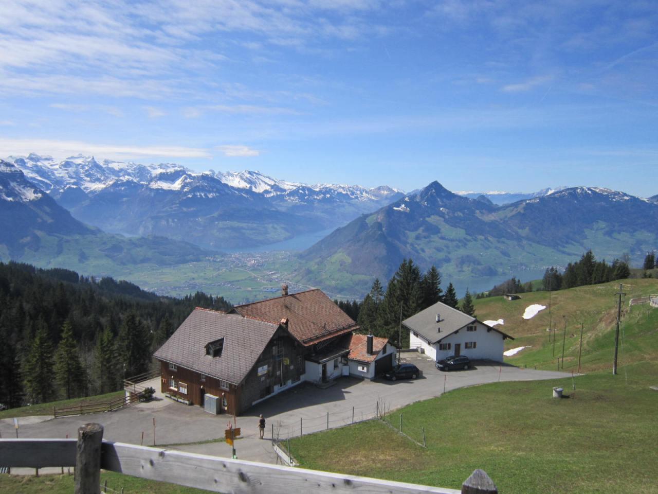 Jakobsweg Switzerland