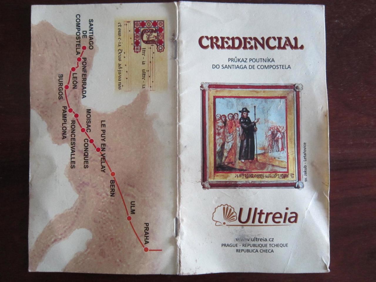 My Pilgrim Credential / Credencial / PilgrimPassport