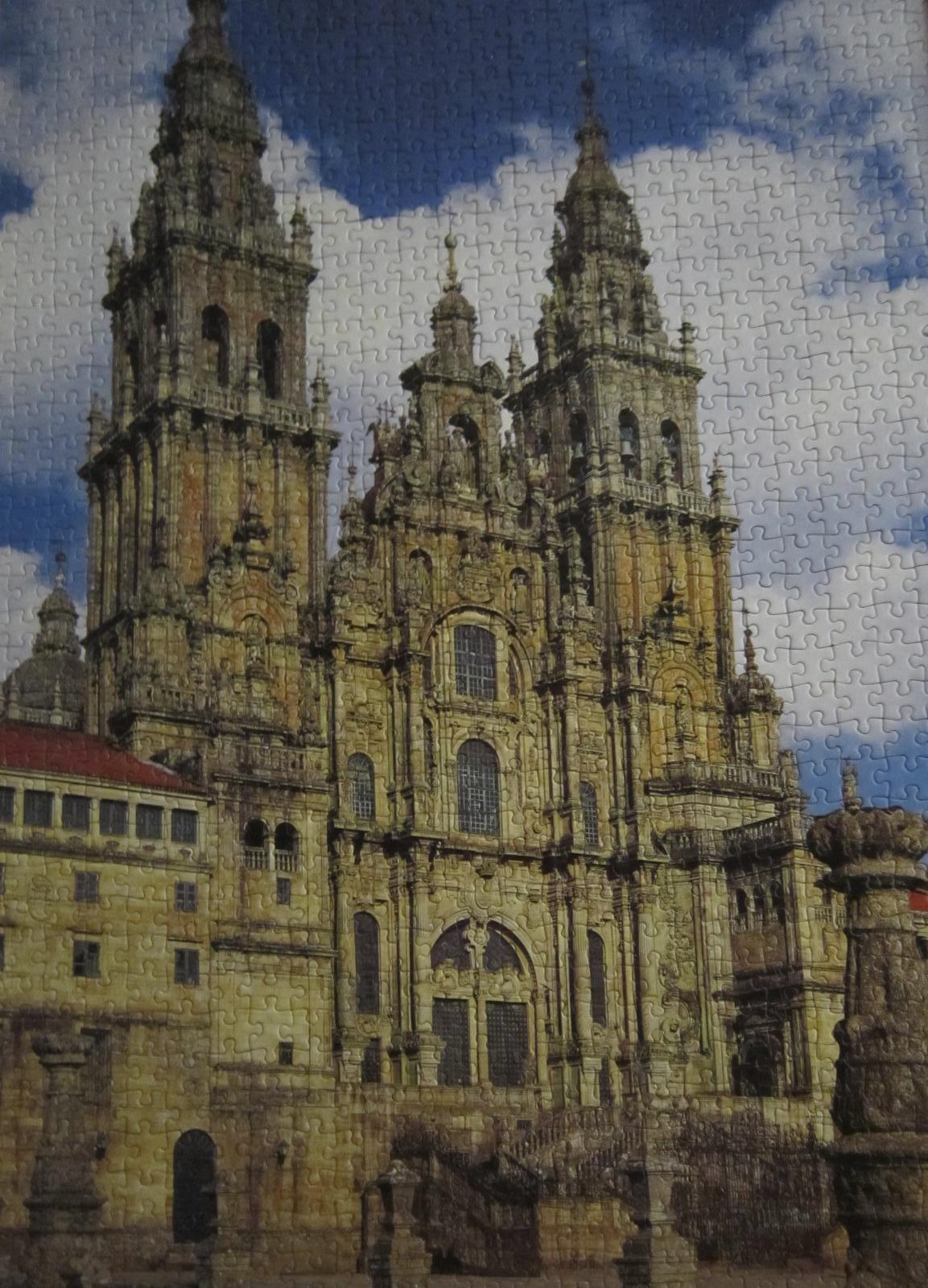 Cathedral of Santiago de Compostela (jigsawversion)