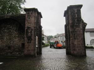 St. Jean south gate