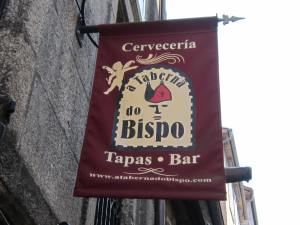 Taberna do Bispo Santiago de Compostela