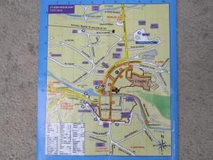 St. Jean Pied de Port city map