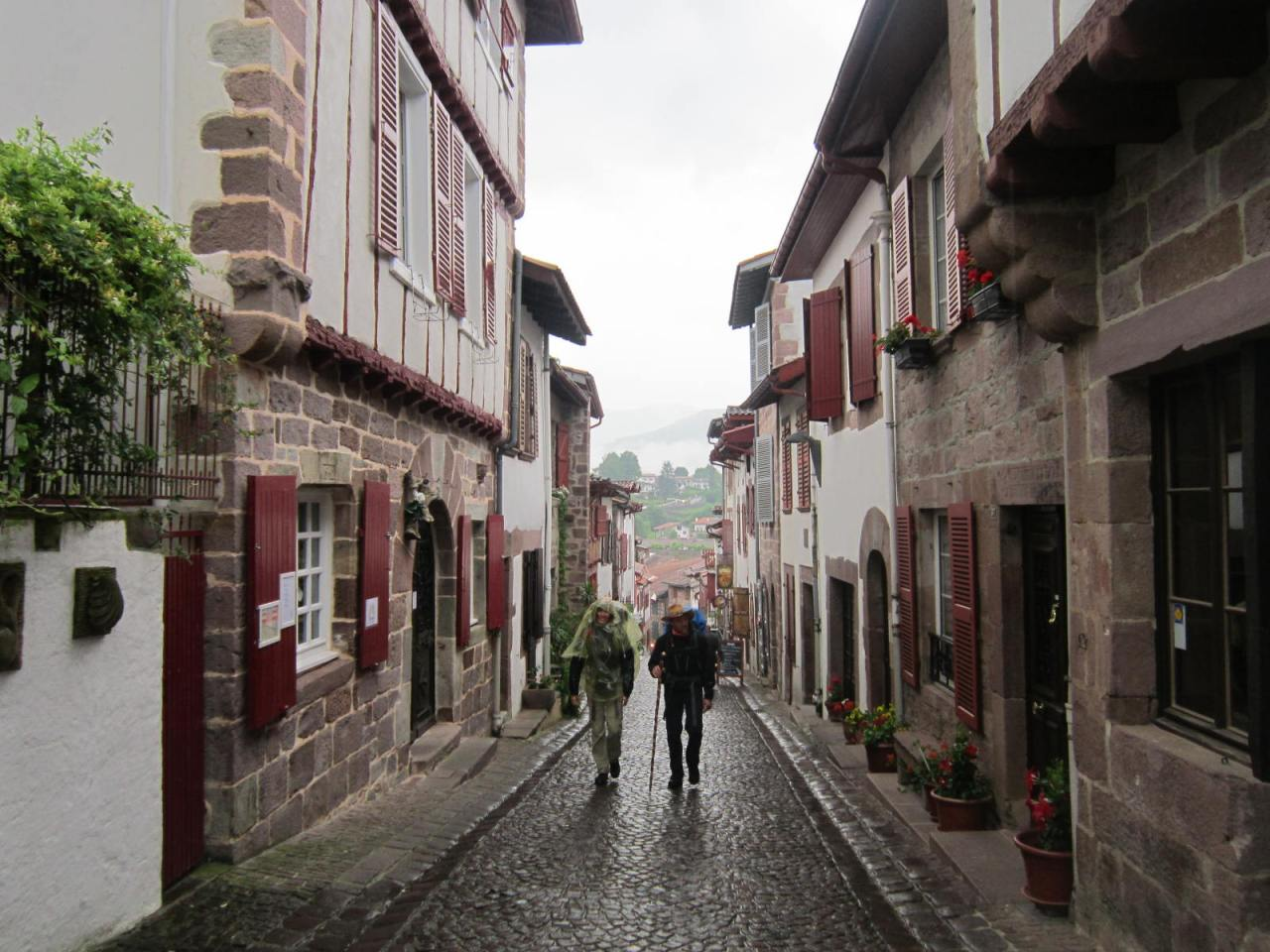 St jean pied de port weather el camino de santiago de - Weather forecast st jean pied de port france ...