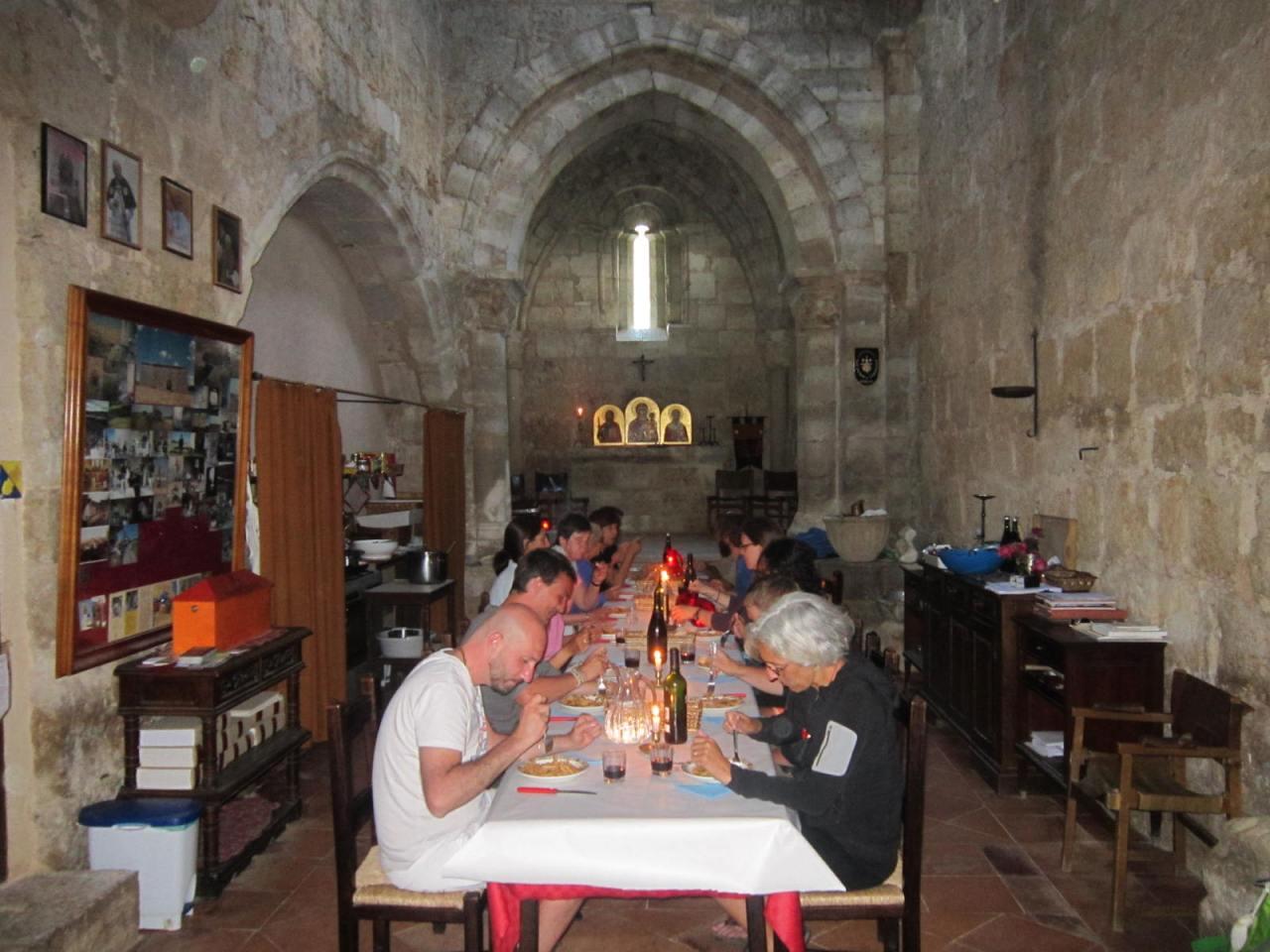 Ermita de San Nicolas on the Camino Frances/French Way