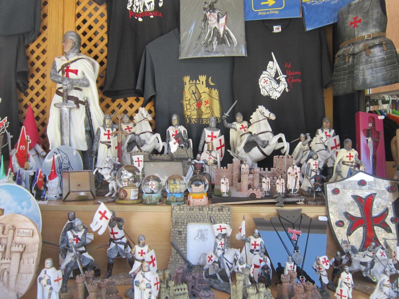 Knights Templar at Ponferrada