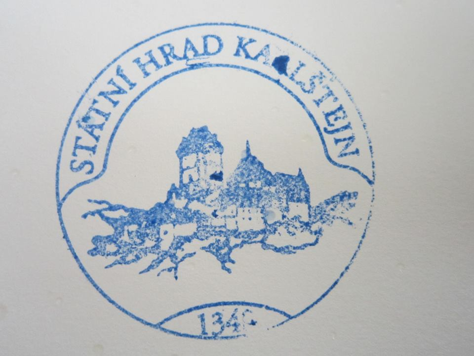 karlstejn-camino-stamp
