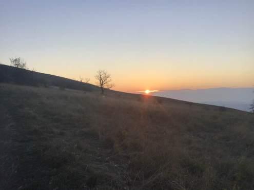 Palava-sunrise