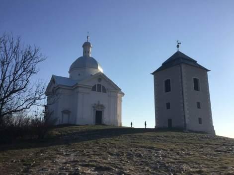 Saint-Sebastian's-chapel-Mikulov
